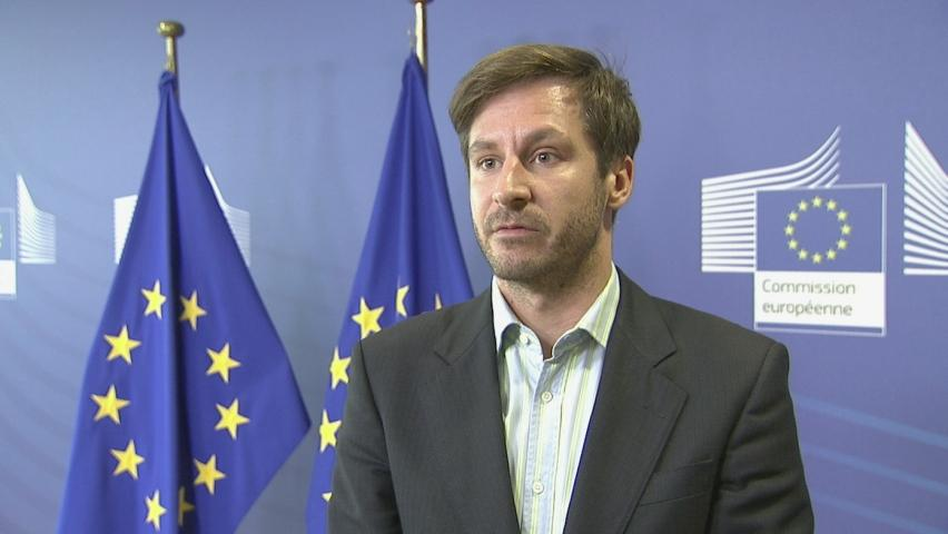 Ryan Heath jobber for EU-kommisjonær Neelie Kroes.
