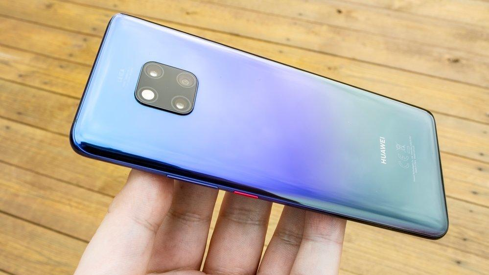 Dagens Mate 20 Pro fikk et ekstra vidvinkelkamera. Nå ser det ut til at Huawei satser på zoom. Bilde: Finn Jarle Kvalheim, Tek.no