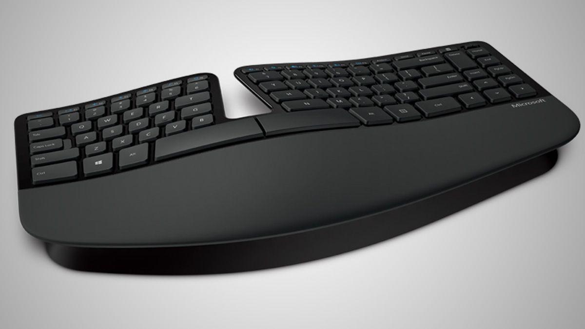 Microsoft skal lansere et ergonomisk tastatur med Surface-navnet