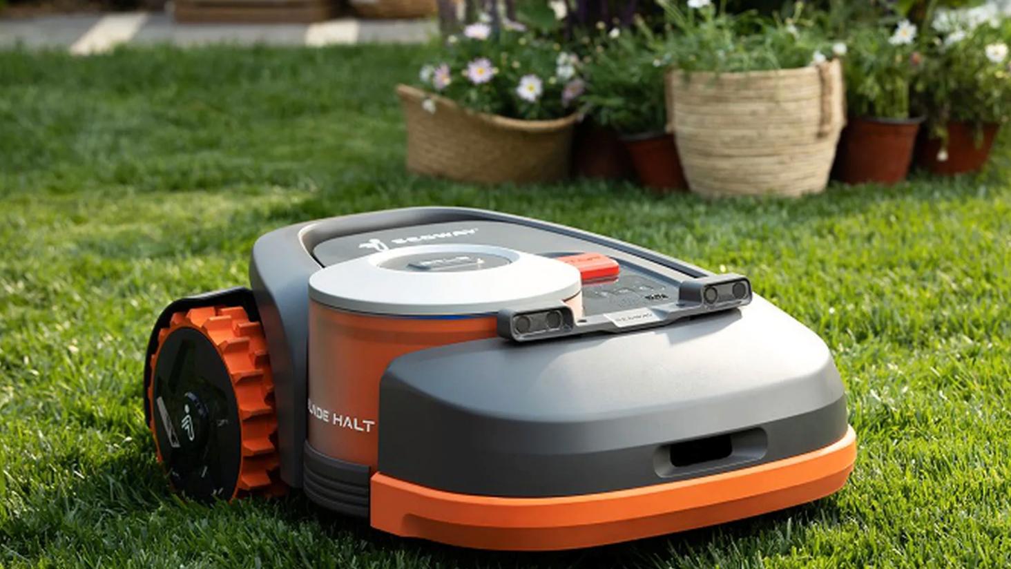 Lanserer robotklipper som ikke trenger grensekabel