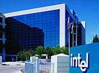 Intels hovedkvarter i Santa Clara, California