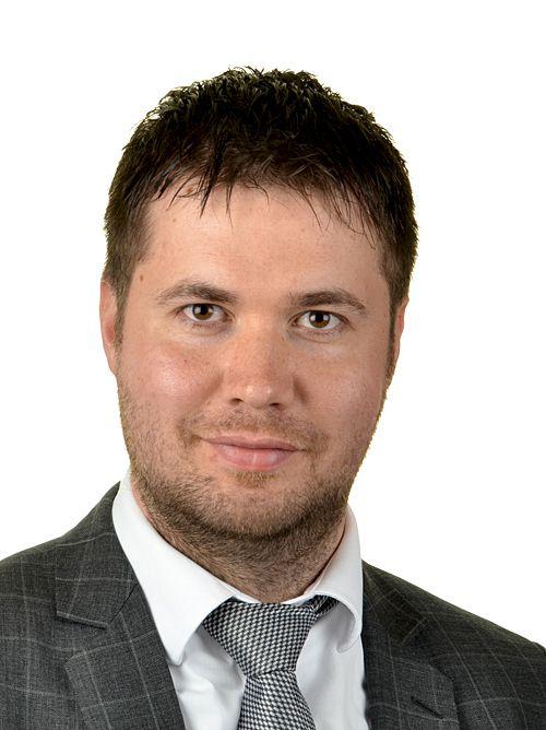 Geir Pollestad fra Senterpartiet.Foto: Stortinget