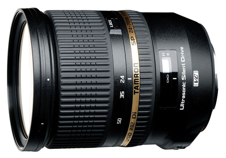 SP 24-70mm F/2.8 Di VC USD.
