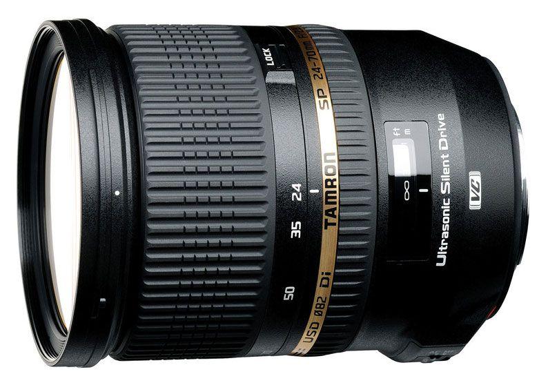 SP 24-70mm F/2.8 Di VC USD.