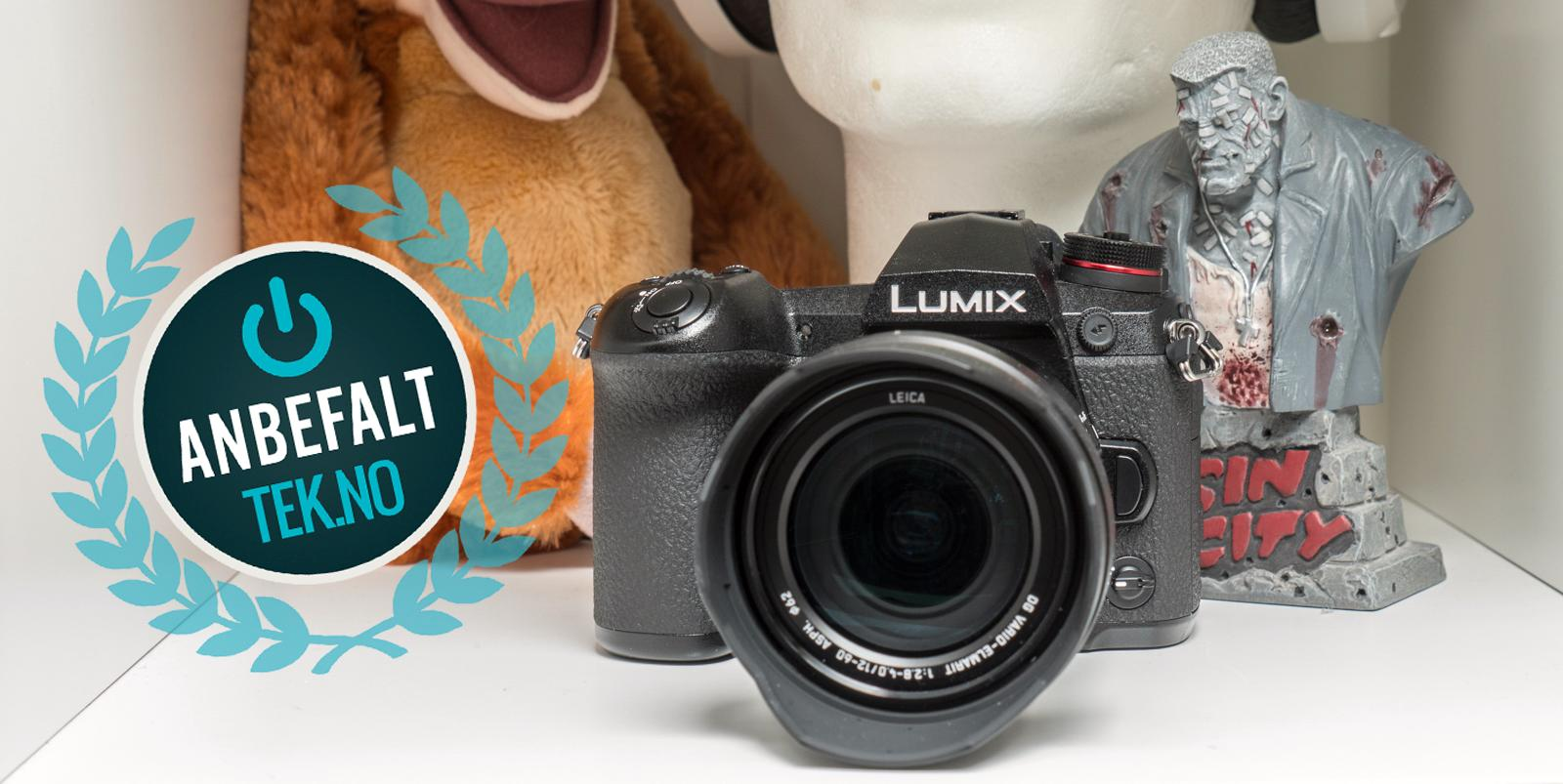 Panasonic Lumix G9 er et helt rått kamera, men det er nesten bare detaljer som skiller det fra OM-D E-M1 II