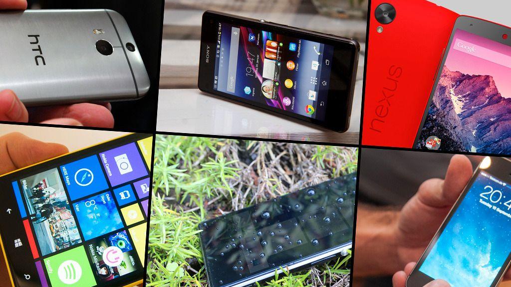Dette er de ti beste smartmobilene akkurat nå