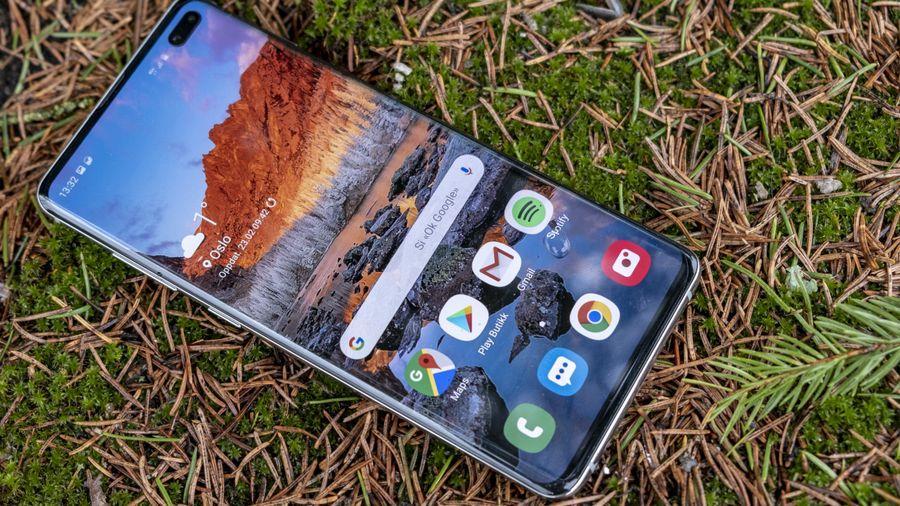 Galaxy S11 får superrask skjerm