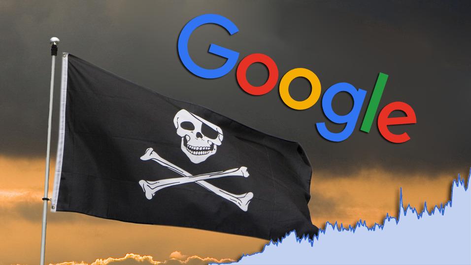 Google kan ha fjernet en milliard sider