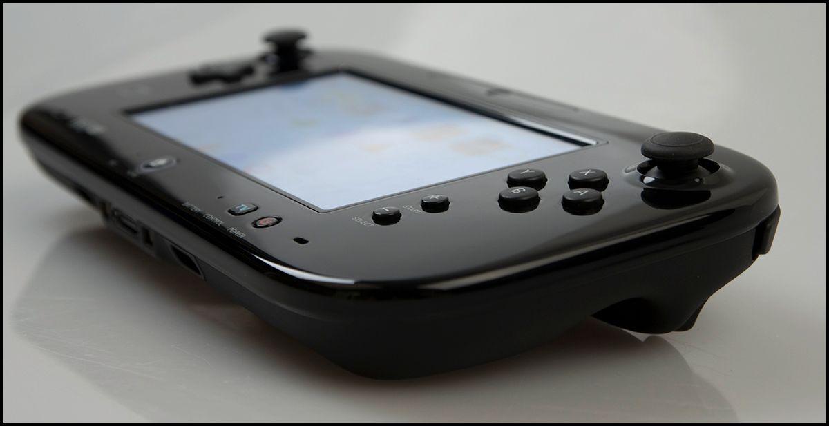 Nintendo har holdt seg til det samme knappeoppsettet som før.Foto: Hardware.no/Niklas Plikk