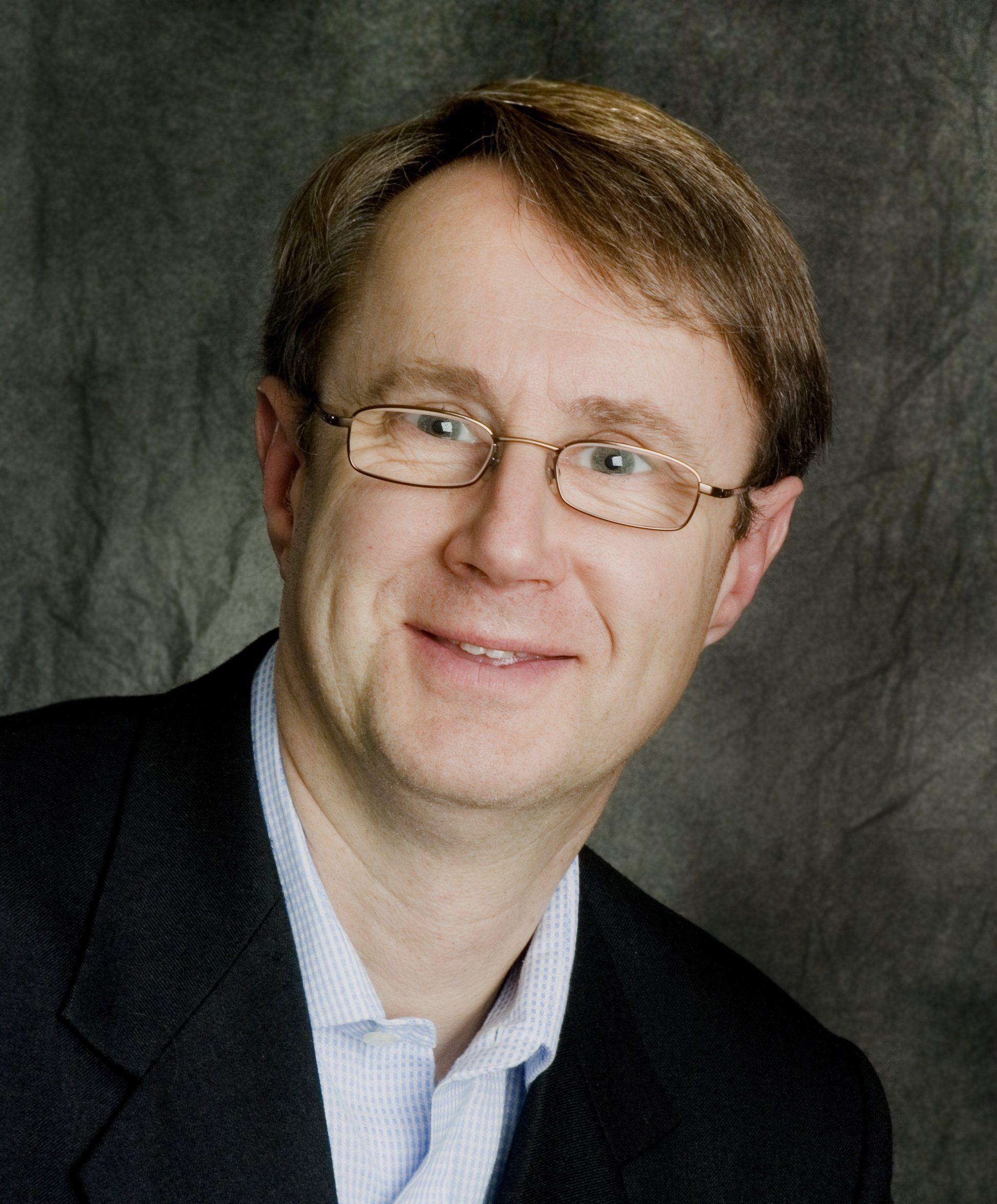 Dekningsdirektør Bjørn Amundsen i Telenor Norge.