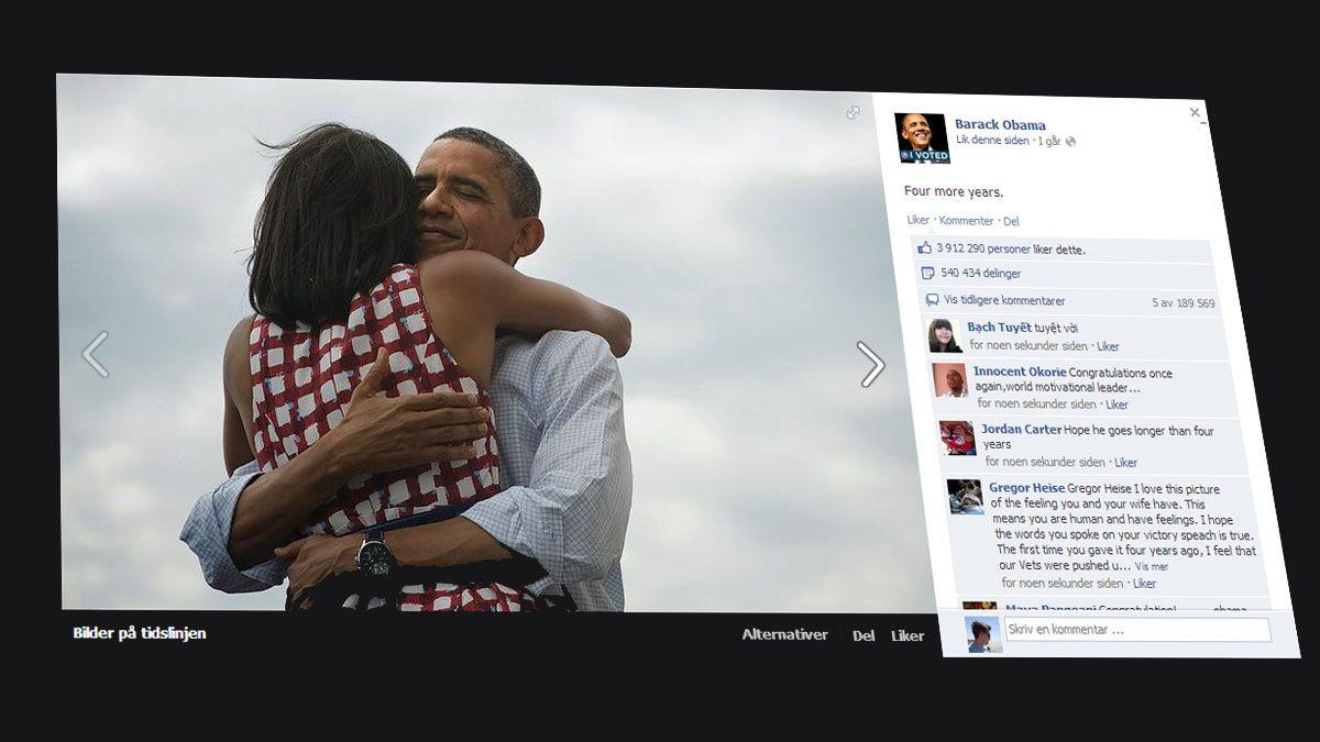 Obama slår nok en rekord