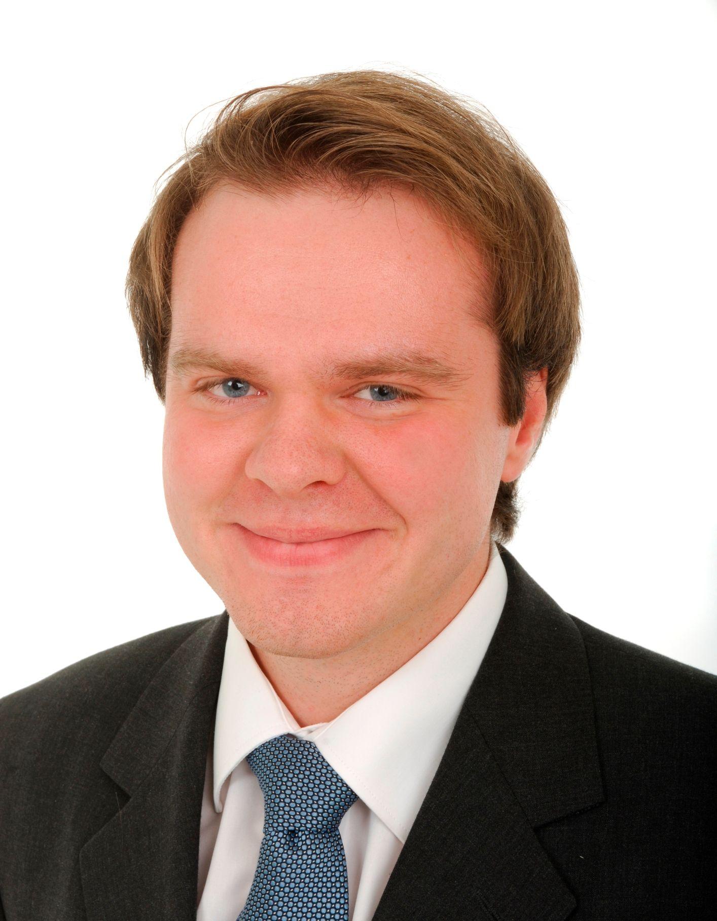 Ove A. Vanebo, formann i FPU. Bilde: FPU.