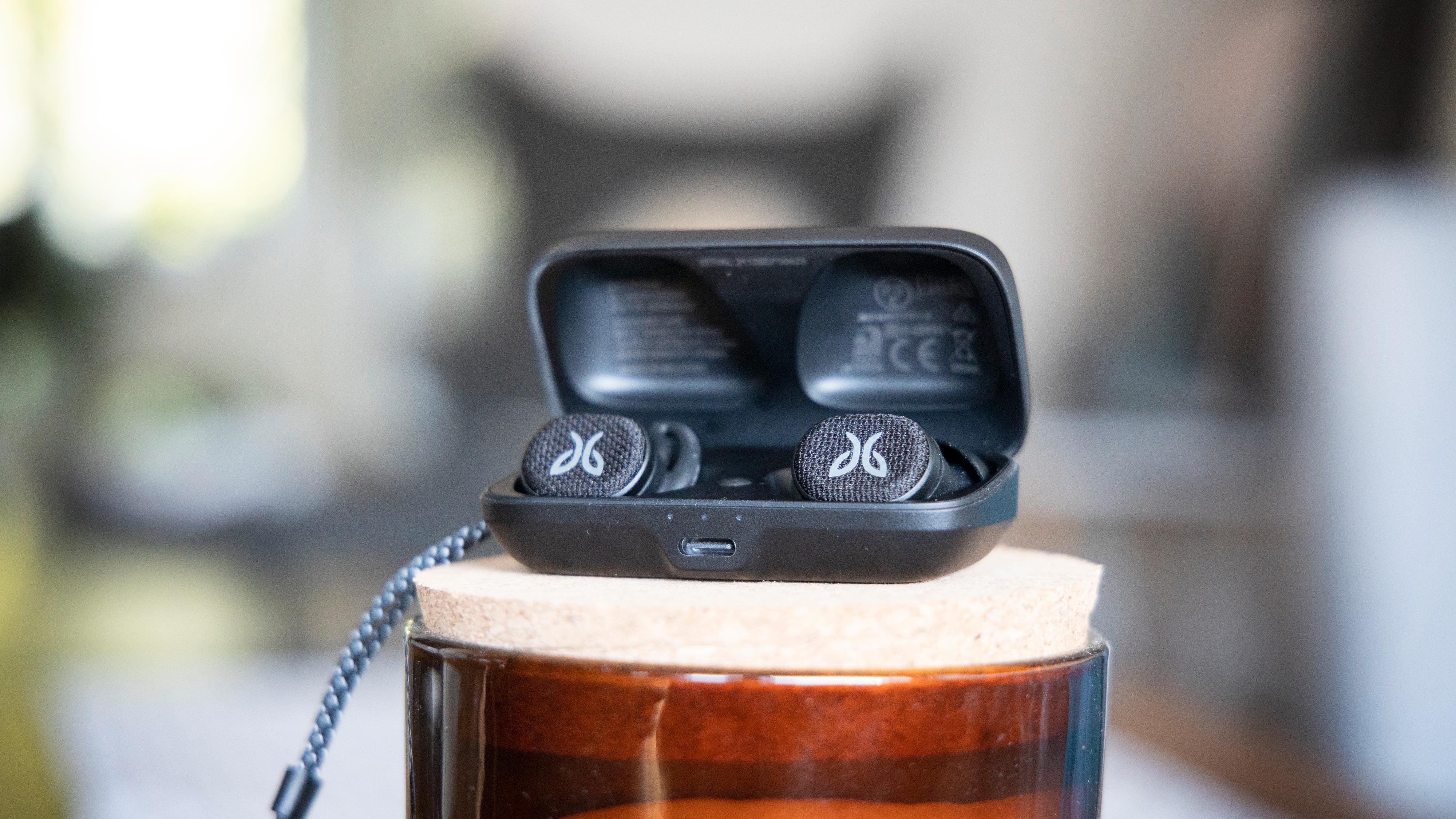 Jaybird har raffinert sine Vista-propper og lagt til aktiv støydemping, blant annet. Resultatet er solid.