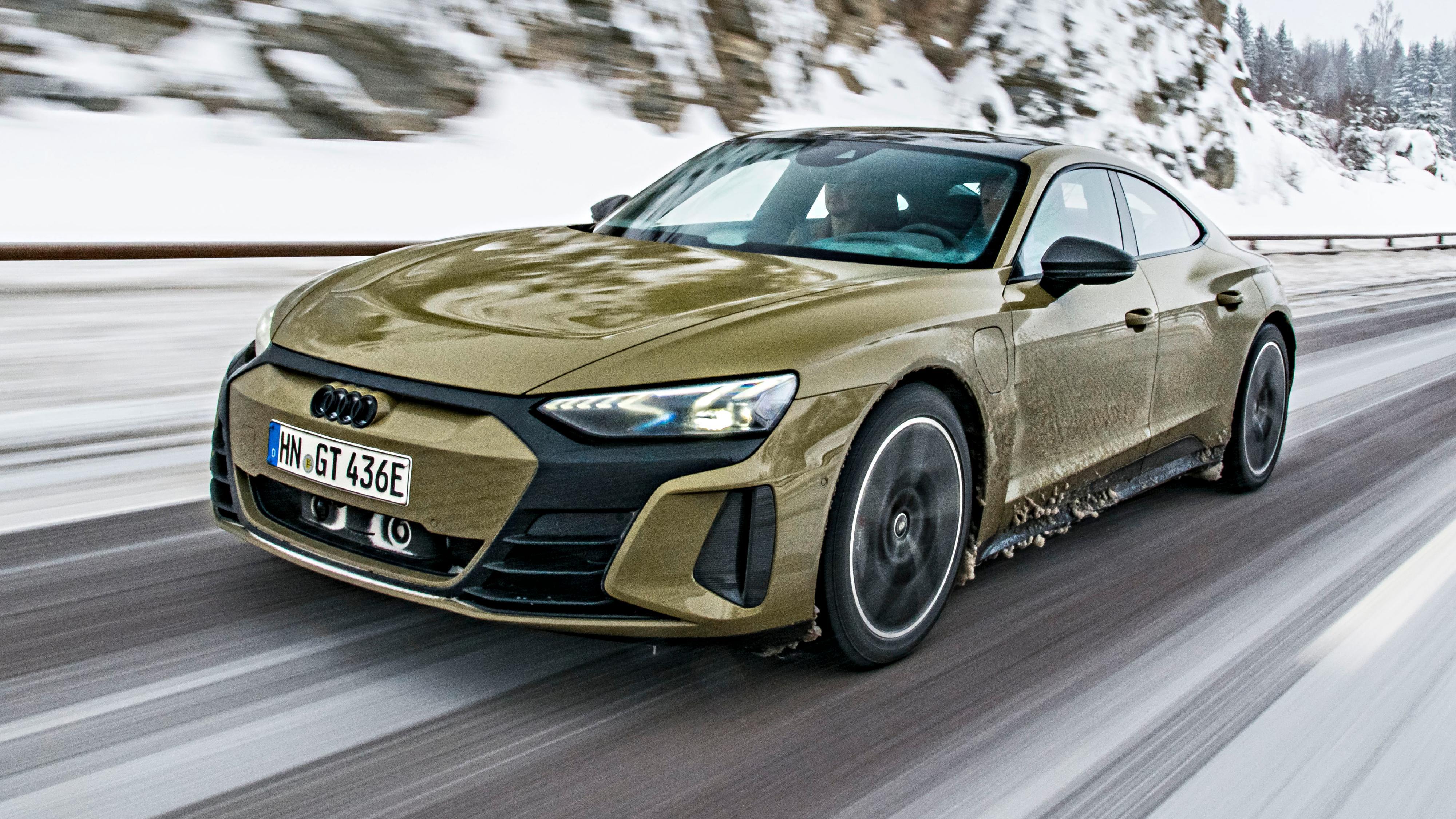 Vi har kjørt Audis elektriske millionglis