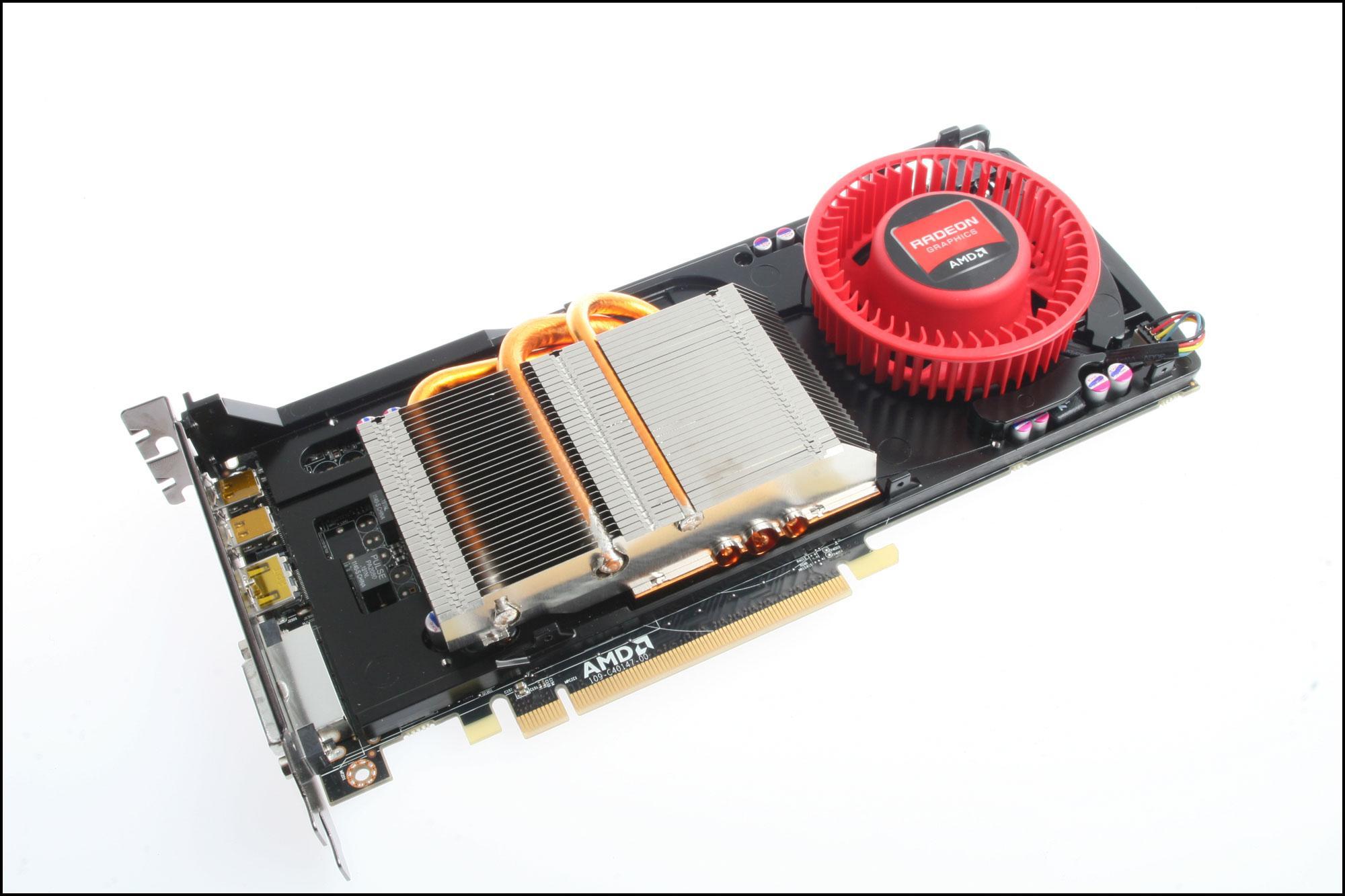 AMDs kjøleløsning