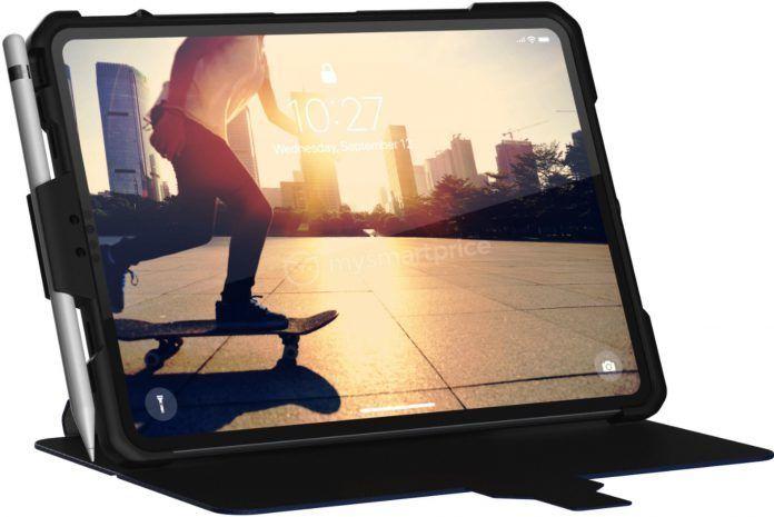 Nettstedet MySmartPrice fikk nylig fatt i dette bildet, laget av omslagsprodusenten UAG.