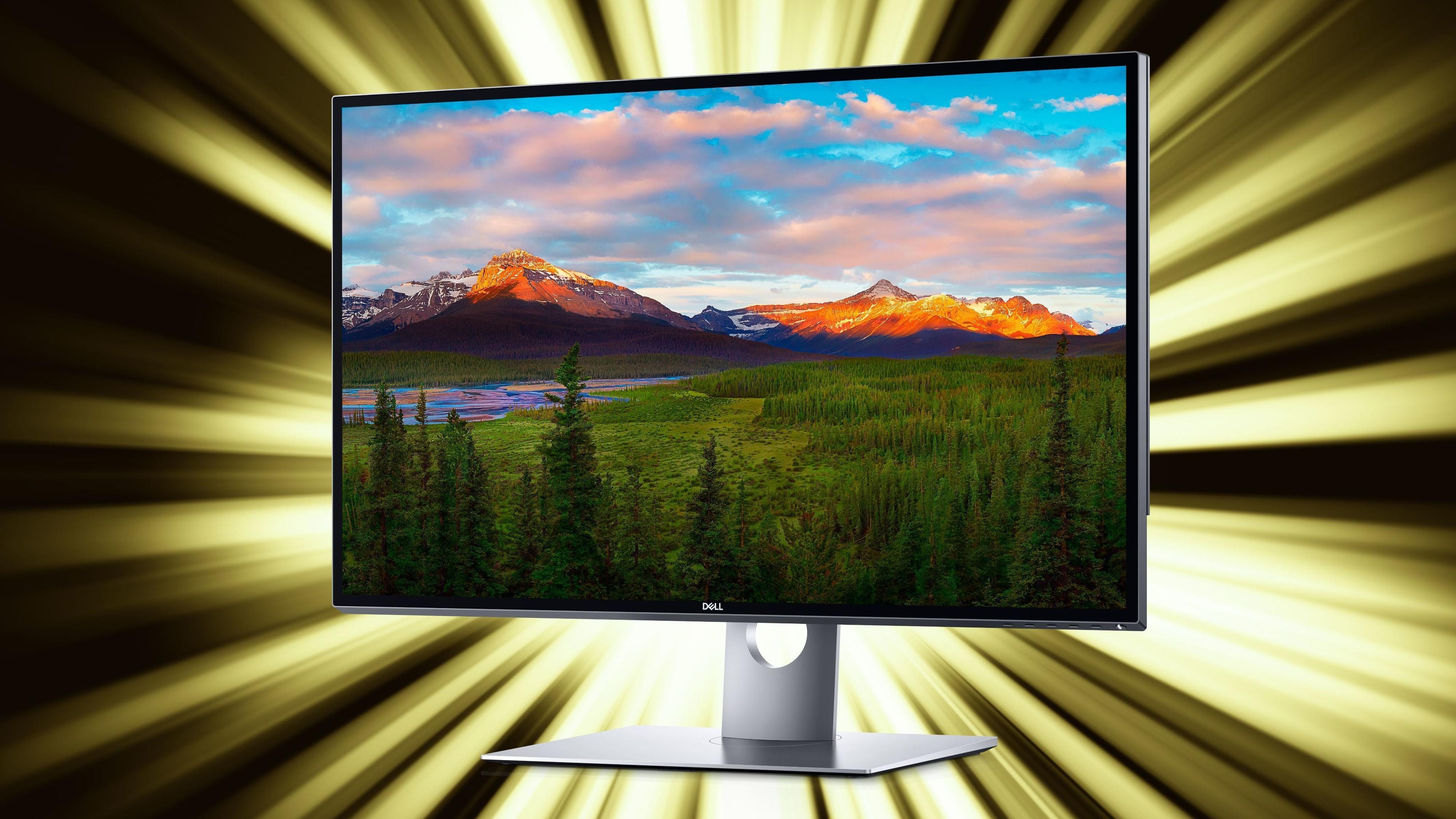 Dells nye skjermbeist kan vise over en milliard farger