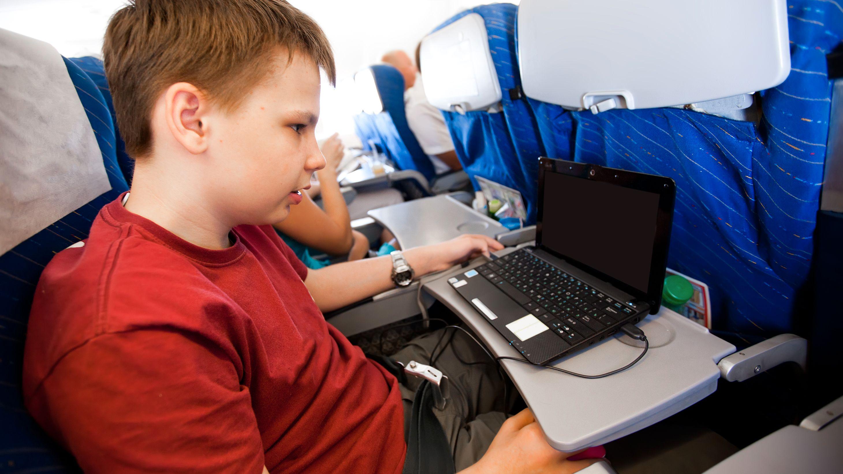 Snart kan du trolig ikke bruke PC-en på flyet til USA