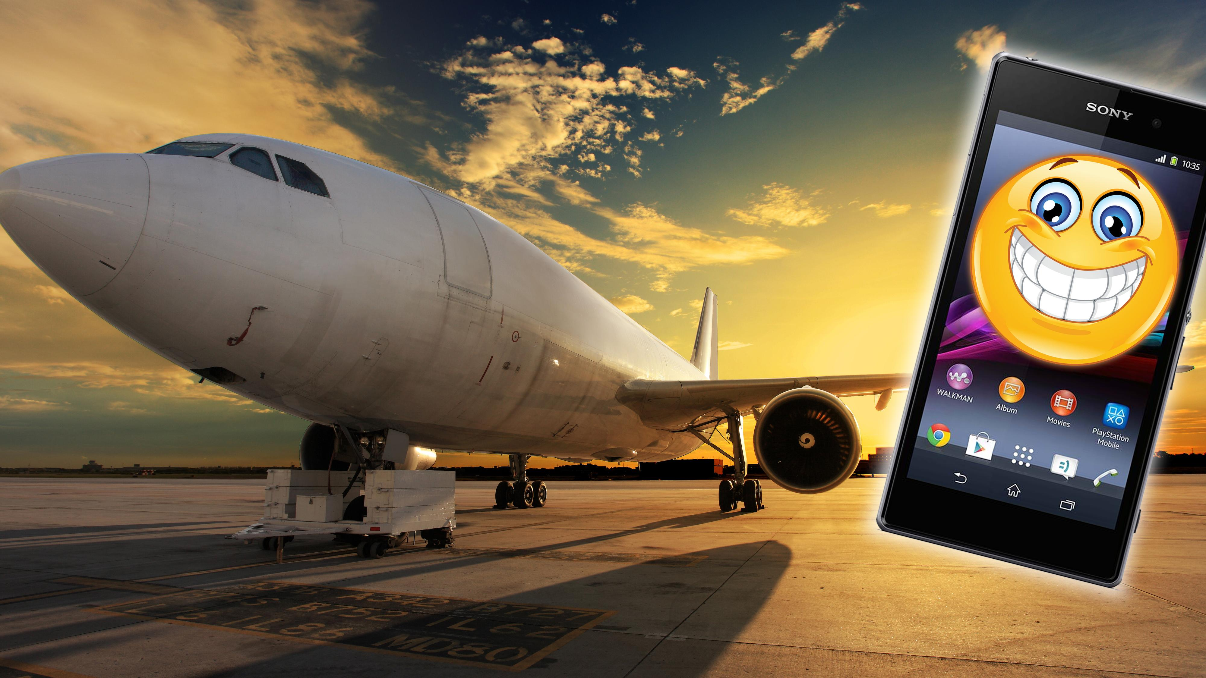 Snart letter USA på mobilreglene i fly