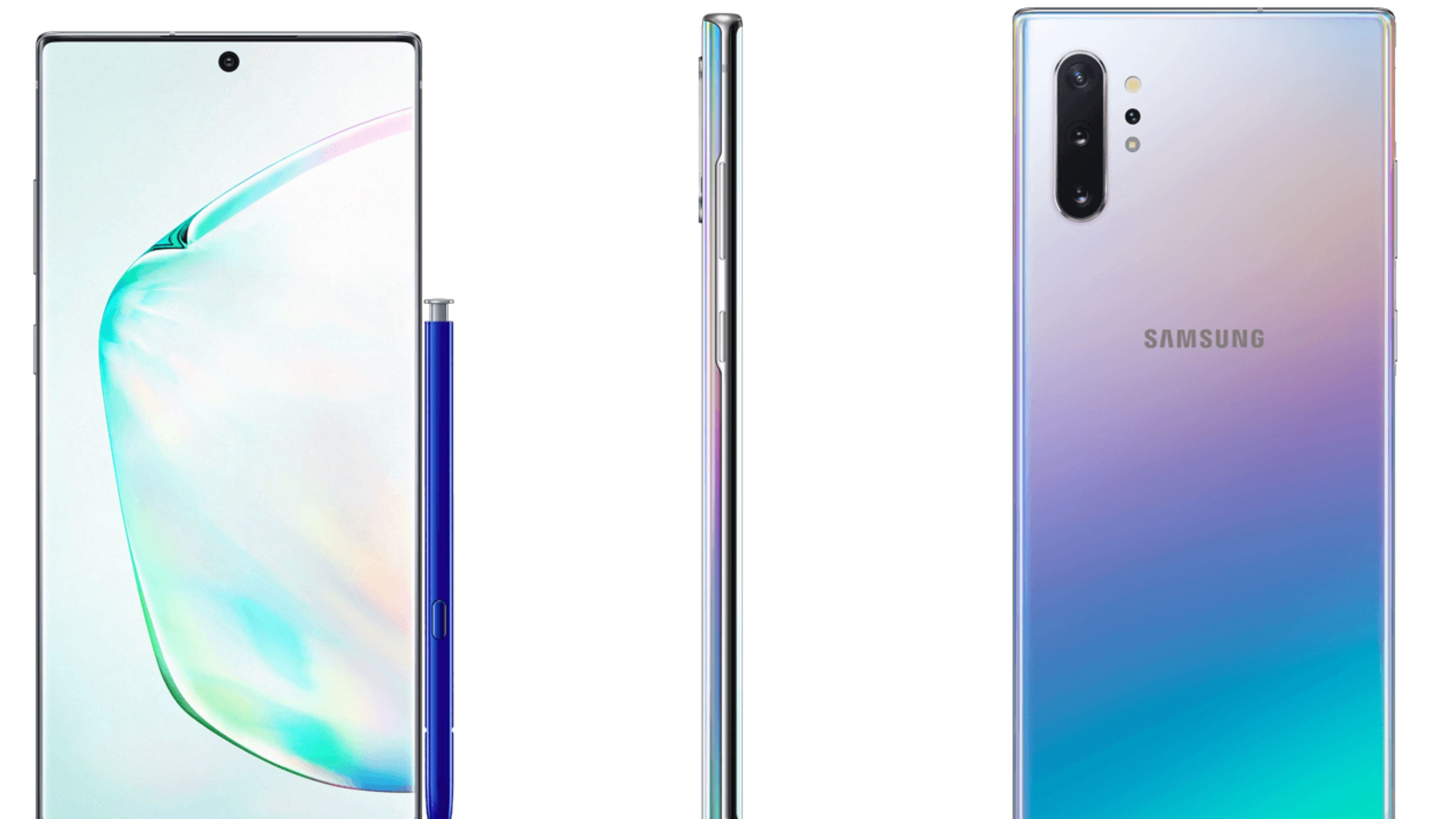 Slik blir Samsungs Galaxy Note 10