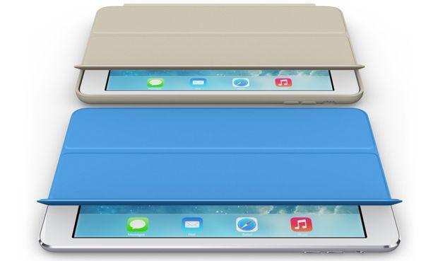 Slik ser Smart Cover og Smart Case ut. De kommer i en rekke ulike farger.