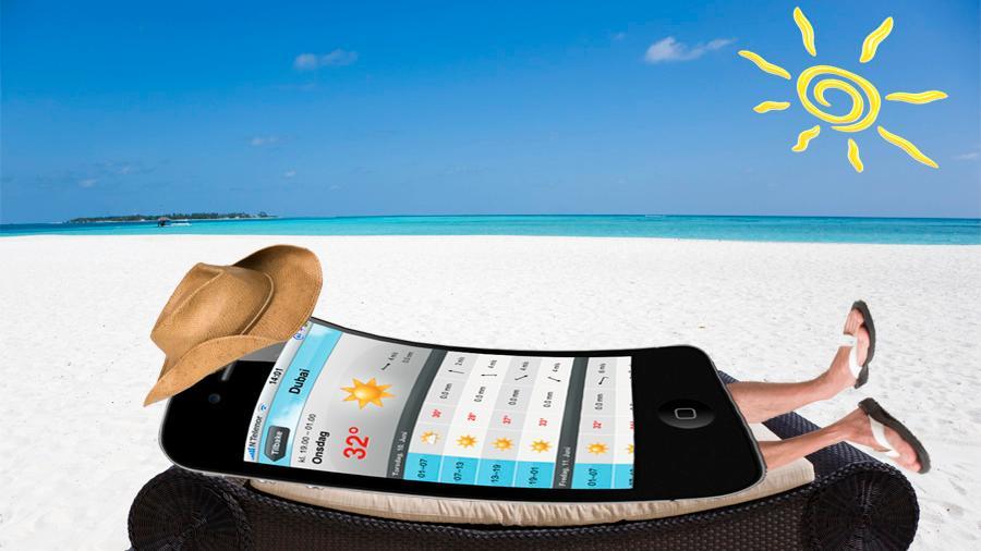 Iphone kan få solcellepanel
