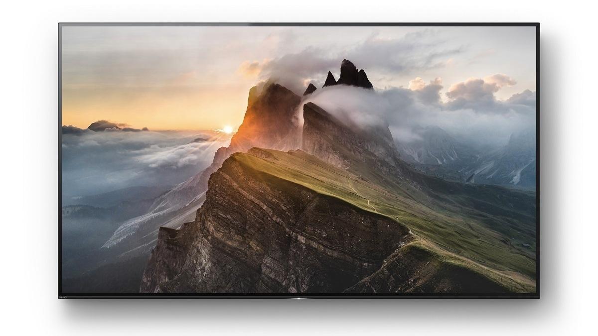Sony lanserer sin første OLED-TV – og den er skikkelig rå