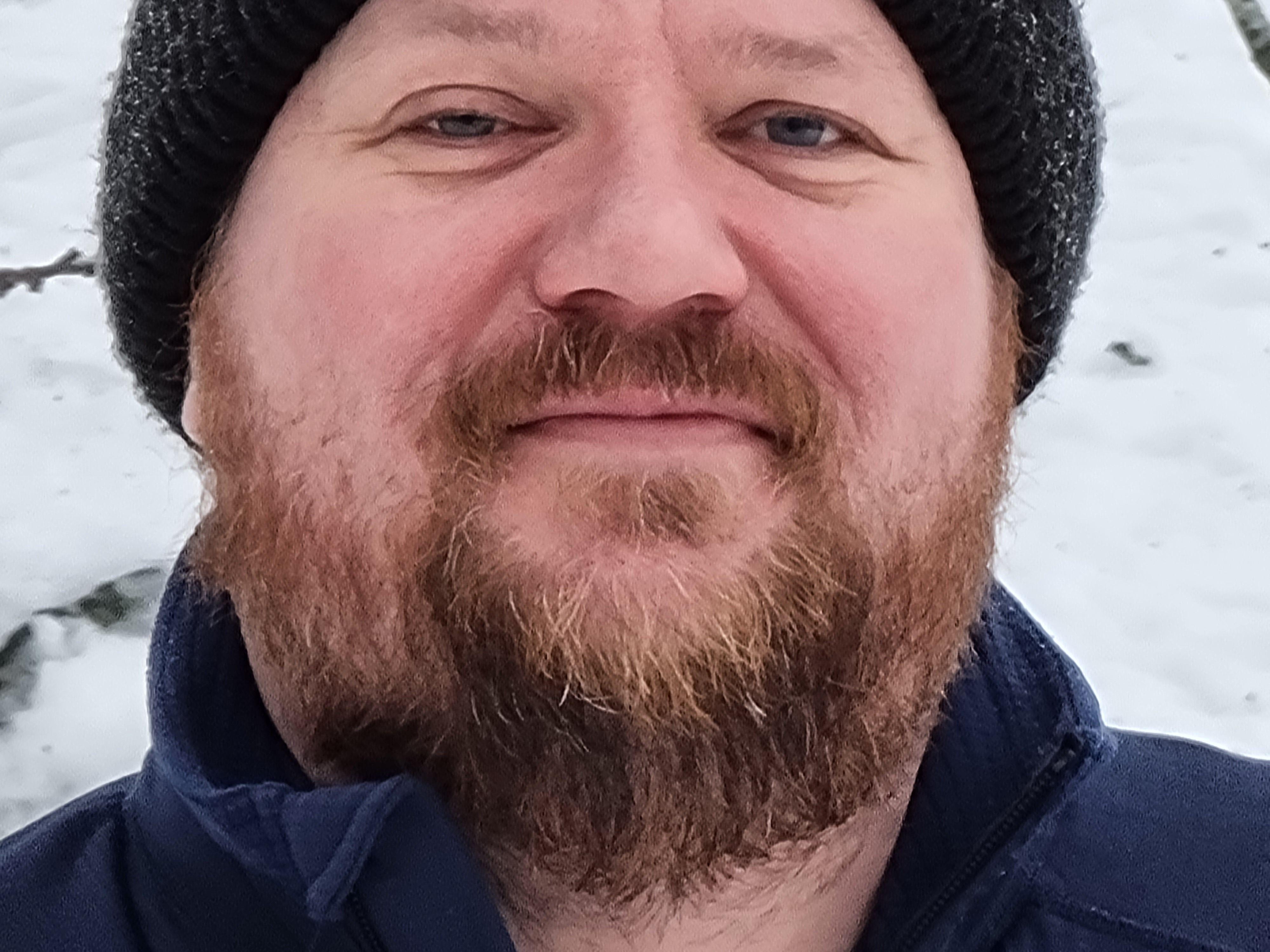 Ole Henrik Johansen zoomet kraftig inn (30x).