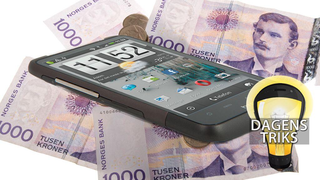 Prøv ukens smarteste mobiltriks Tek.no