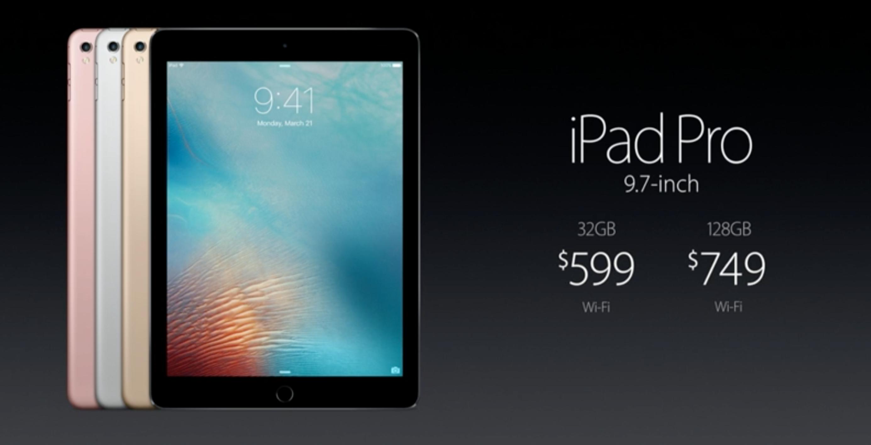 200 dollar billigere enn 12-tommeren. I tillegg kommer den i en 256 GB-utgave.
