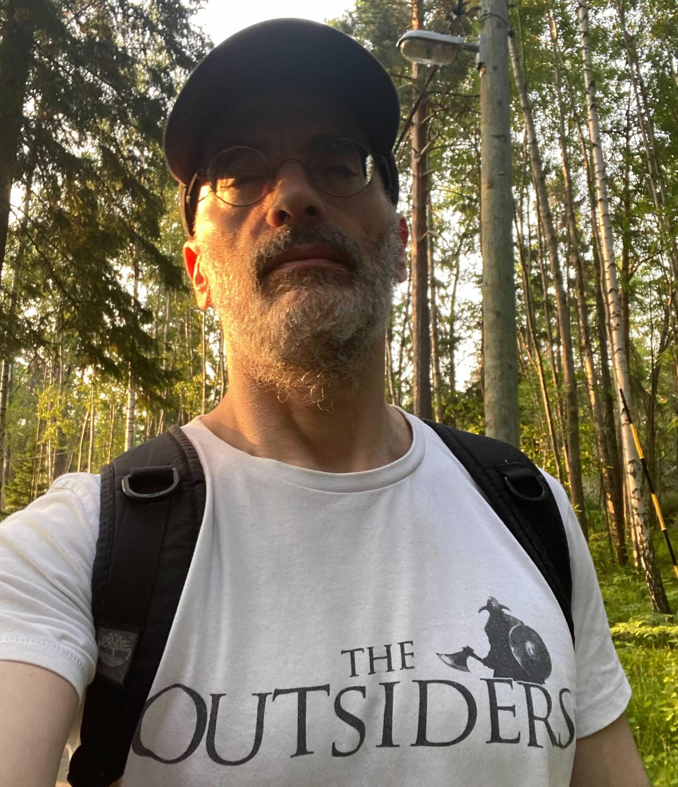 David Goldfarb i The Outsiders.