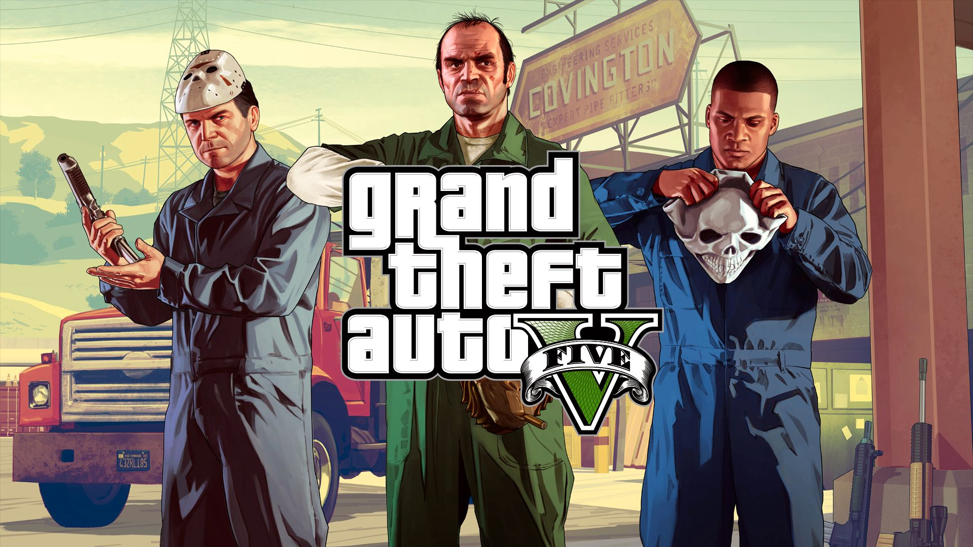 Epics «mystiske» spill er GTA V