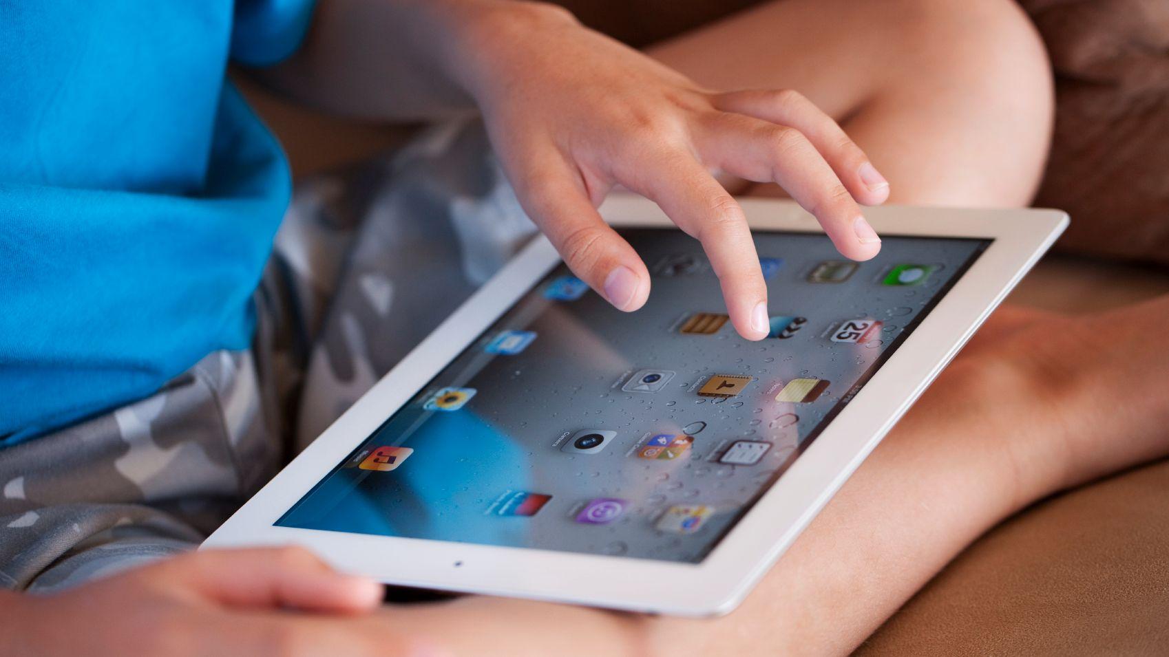 Slik så iPad ut åtte år før lanseringen