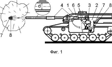 En tegning som illustrerer patentet.Foto: Aleksandr Georgievich Semenov