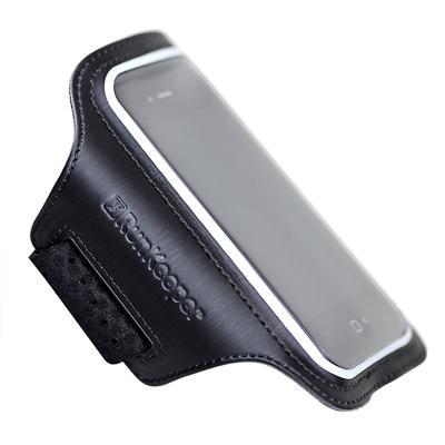 Med et slikt armbånd slipper du at mobilen skades av fukt, noe som kan være et problem hvis du oppbevarer den i lommen.