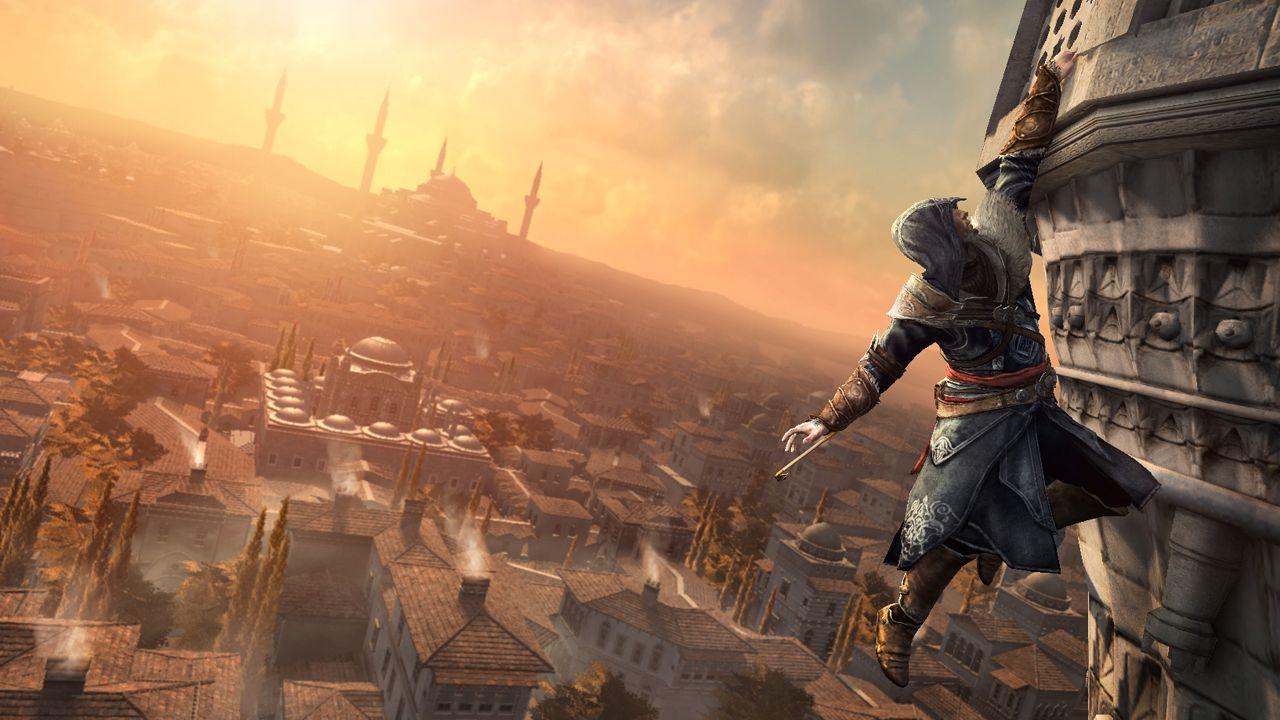 Ezio er klar for nye sprell.