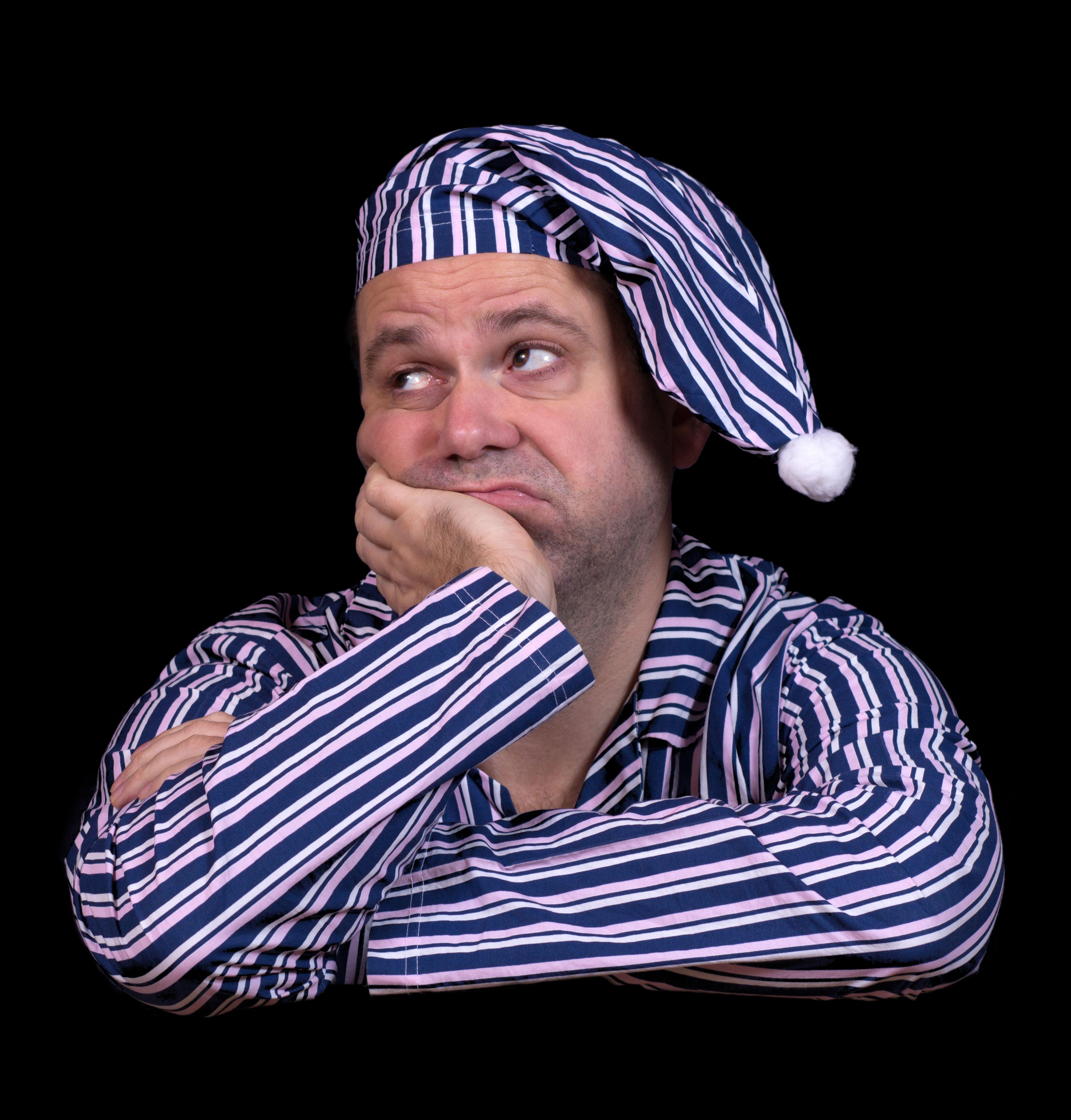 Gammeldagse pyjamasluer verner ikke nattesøvnen på samme måte som Shield hevder å kunne gjøre.