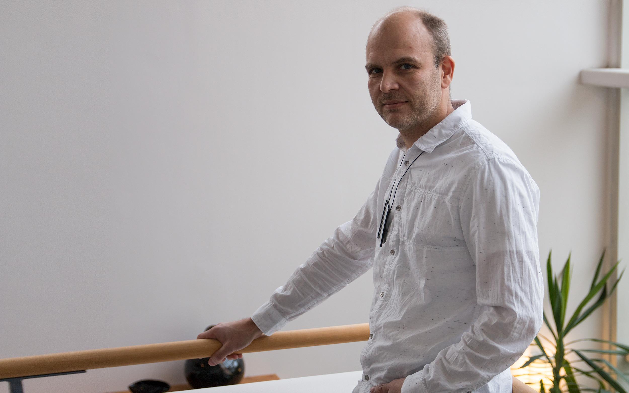 Jørgen Botnan, seksjonssjef i NSM. Foto: Finn Jarle Kvalheim, Tek.no