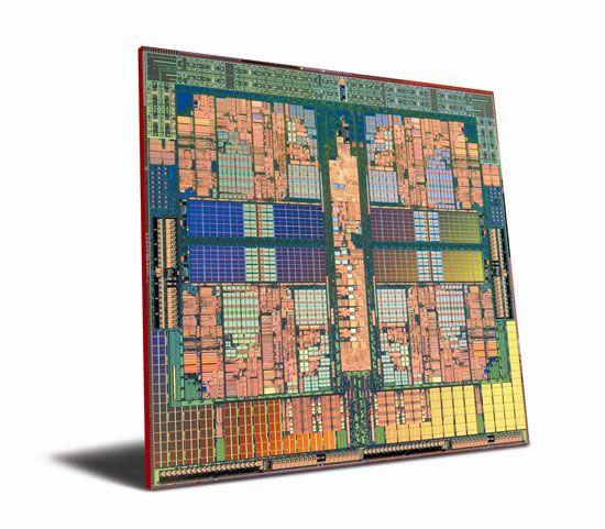 AMD Phenom firekjerne