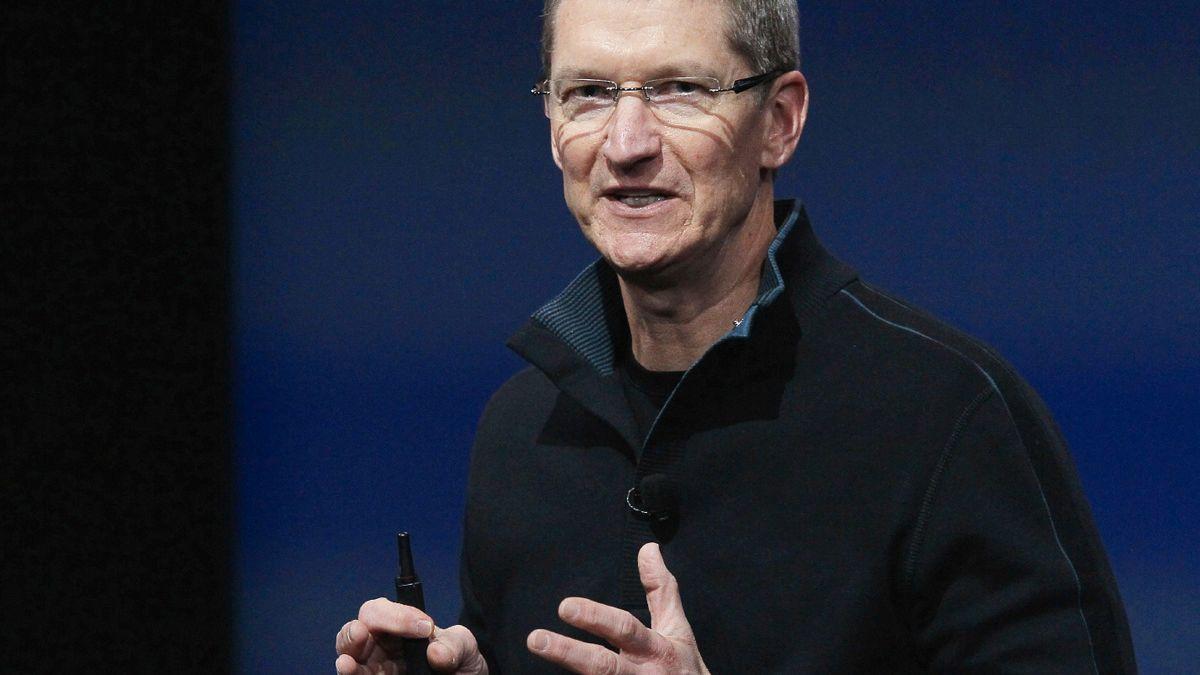 Solgte rekordmange iPhone