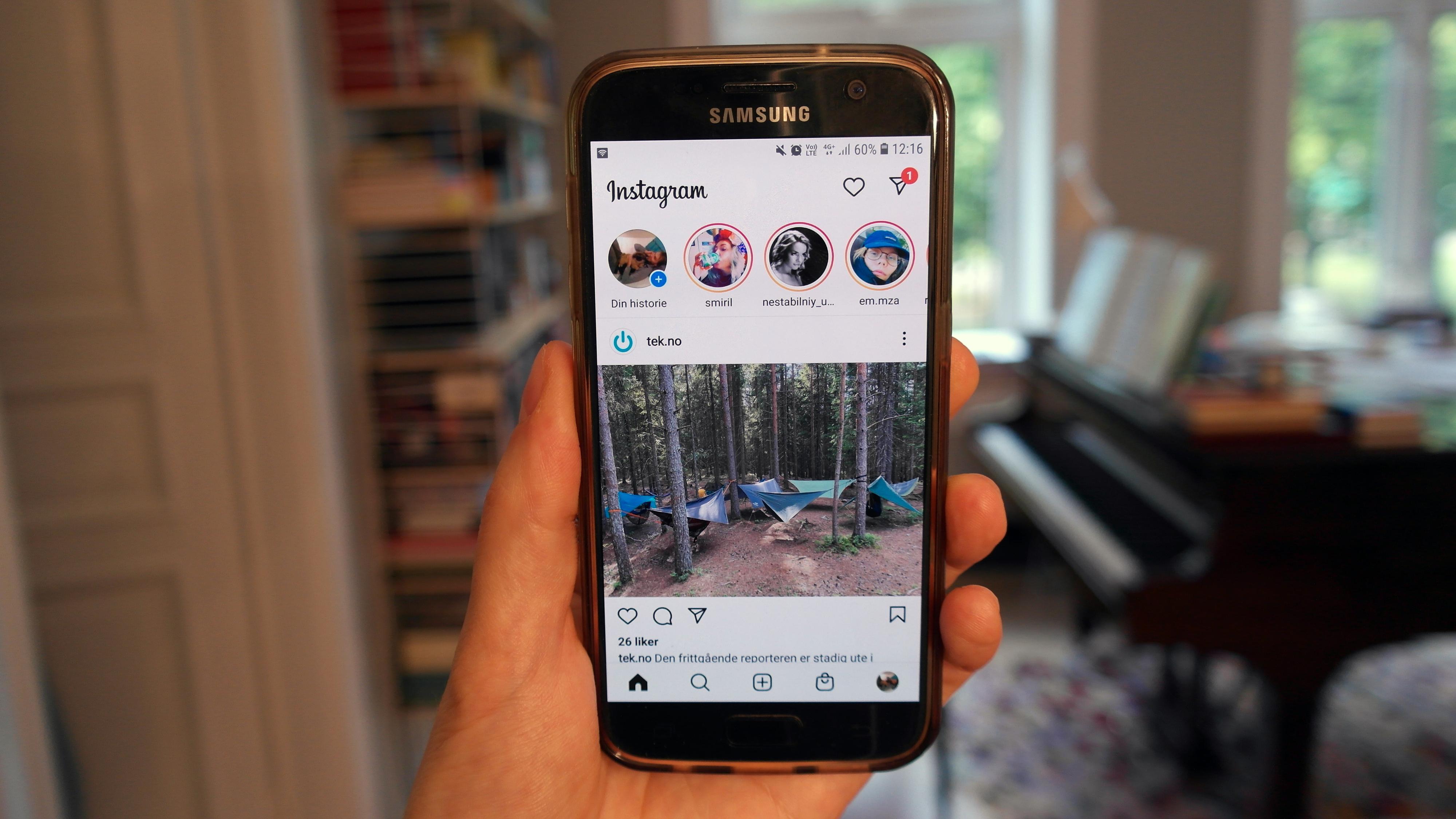 Instagram skal satse mer på video