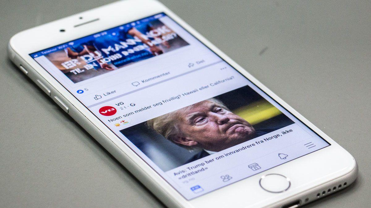 Facebook overhaler nyhetsstrømmen – vil gi deg færre videoer og flere innlegg fra venner