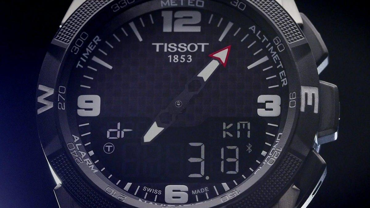 Nå vil Tissot være med på smartklokkekjøret
