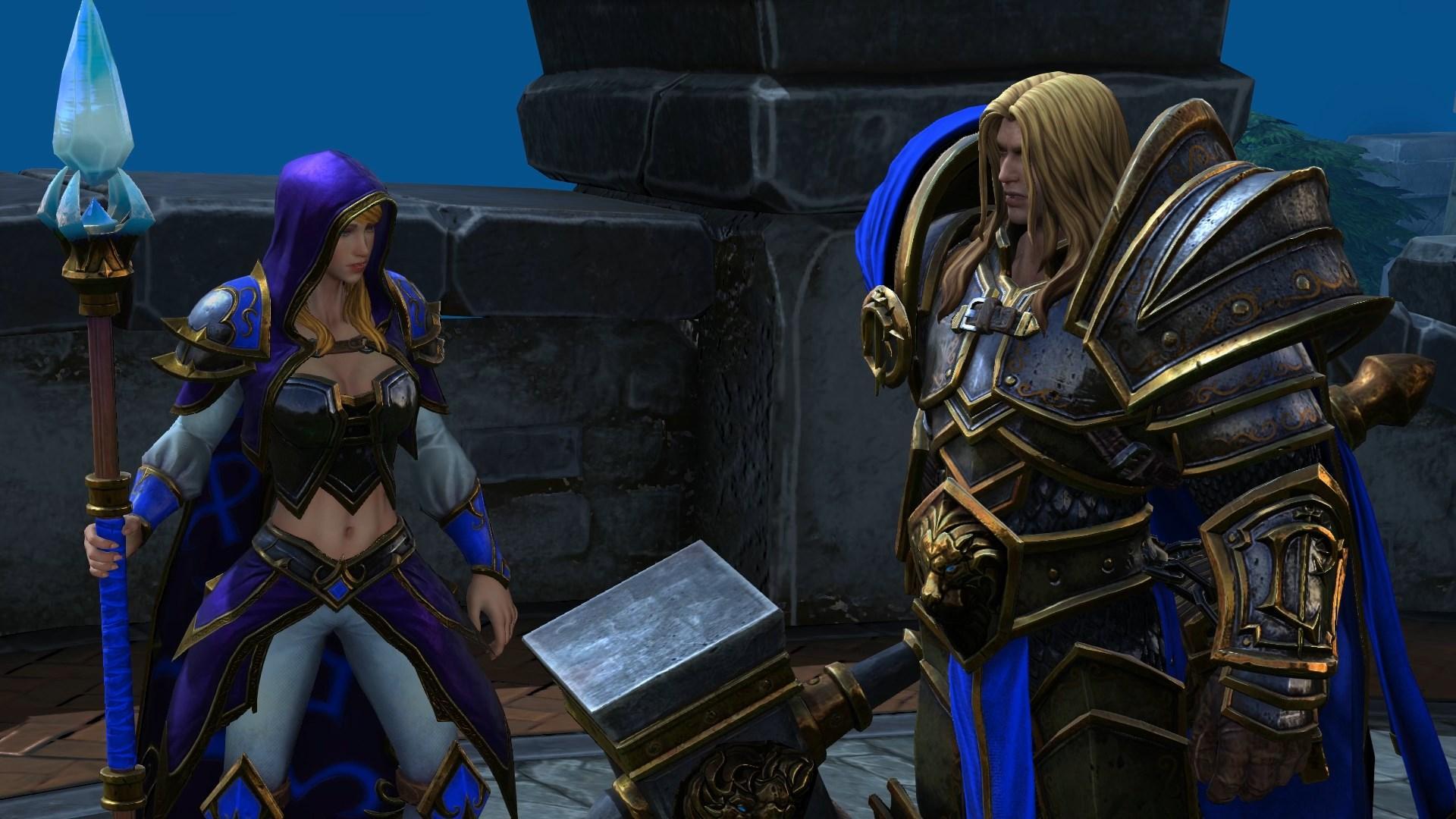 Blizzard har spikret slippdatoen til nye Warcraft III
