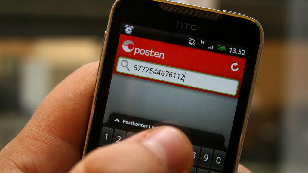 Ny og nyttig Posten-app