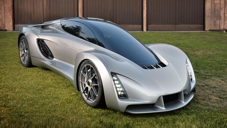 Dette er verdens første «3D-skrevne» superbil