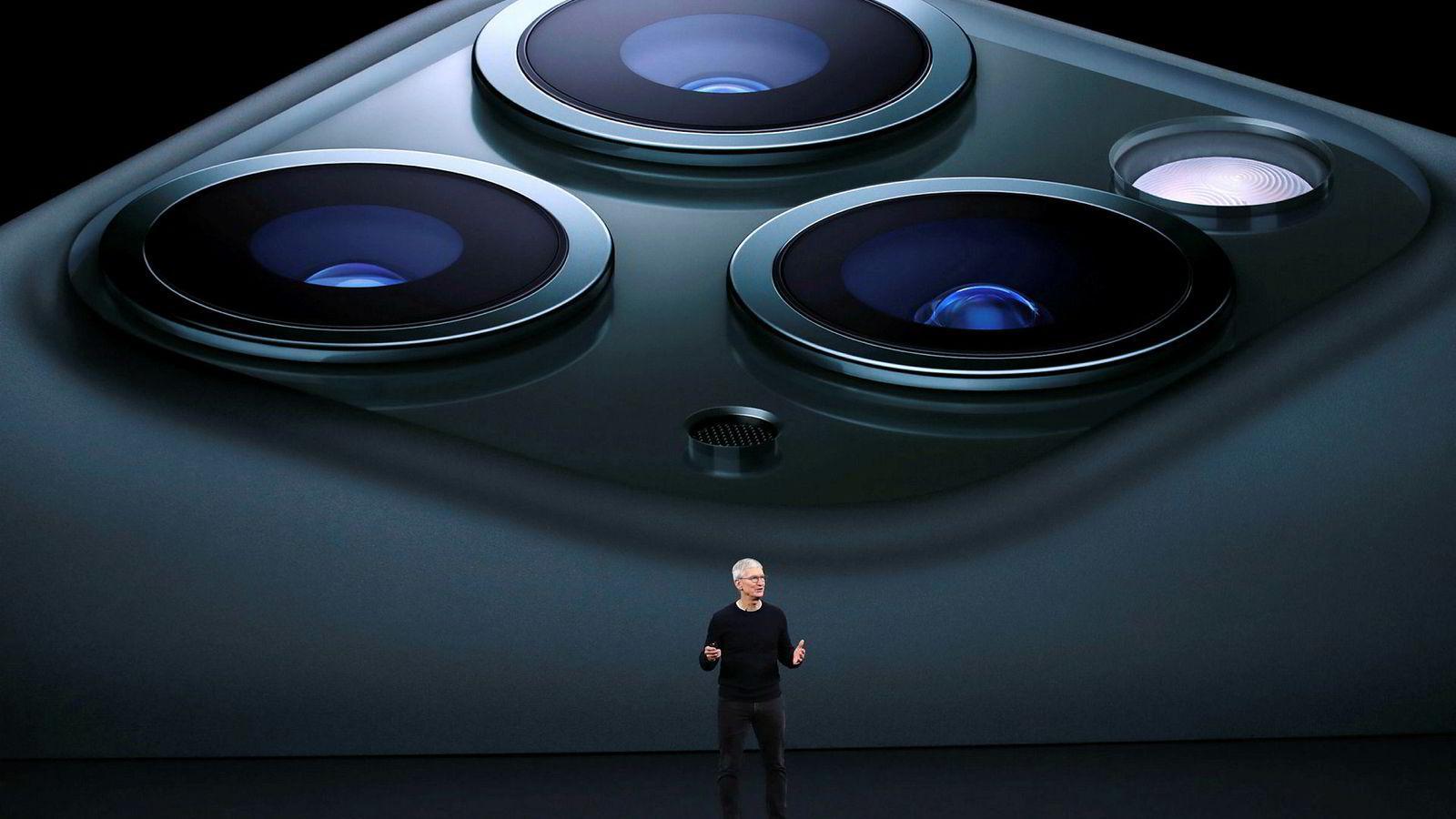iPhone 12 kan få etterlengtet skjermoppgradering