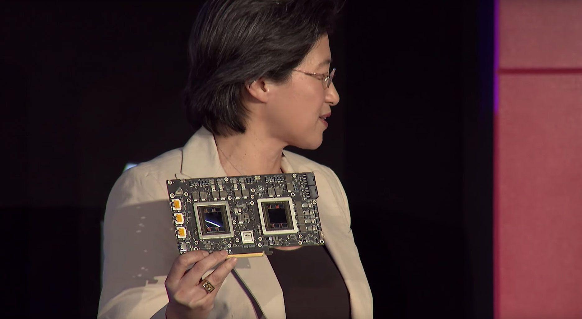 AMD Radeon R9 Gemini kan bli selskapets nye versting-kort