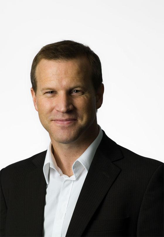 Informasjonssjef Anders Krokan i Telenor.Foto: Telenor