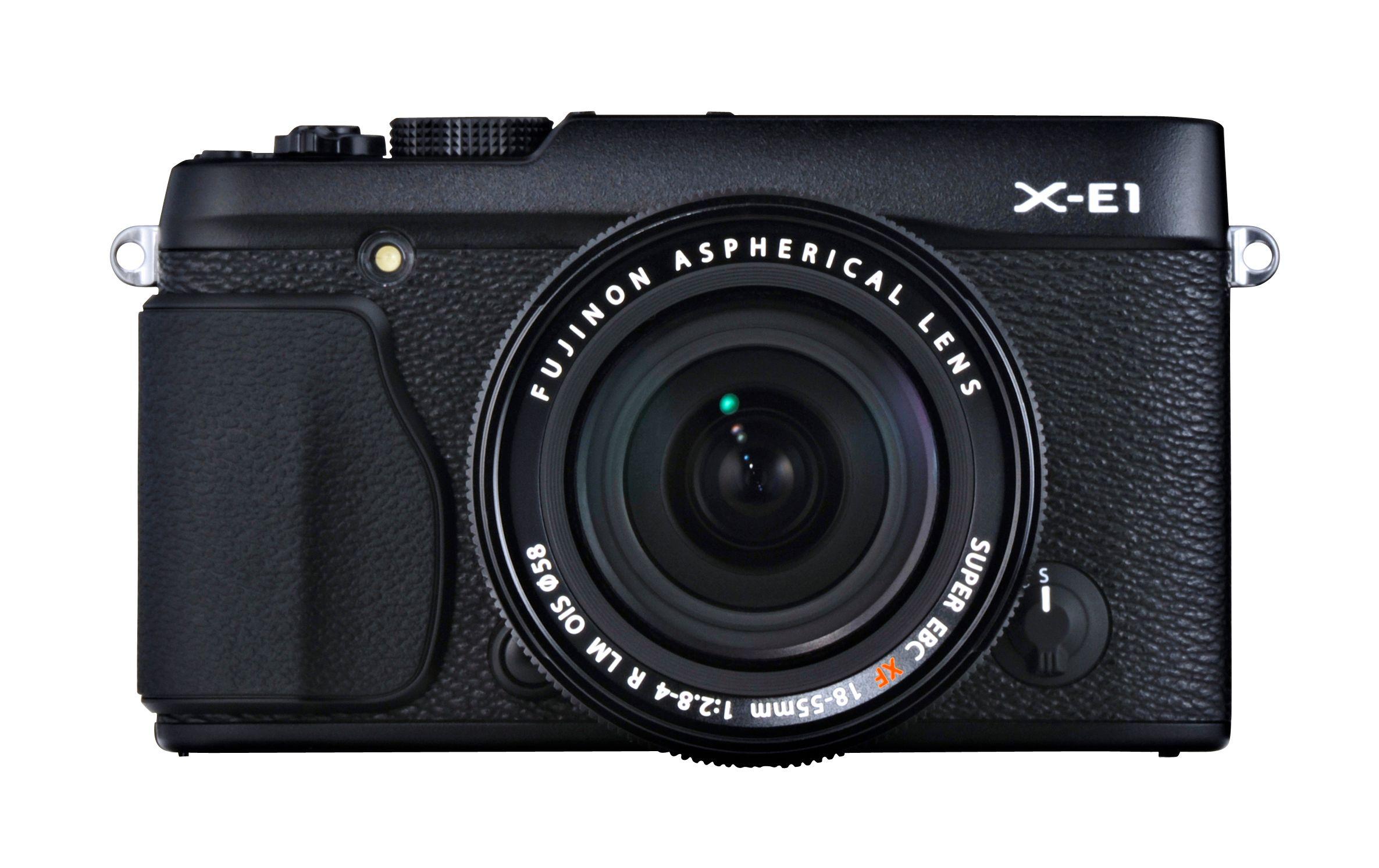 Fujifilm X-E1.Foto: Fujifilm